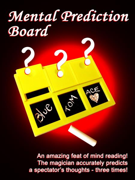 mental prediction board  magic methods