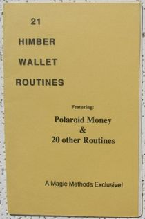 21 Himber Wallet Routines