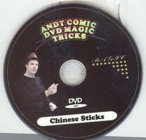 DVD - Chinese Sticks - Andy Comic