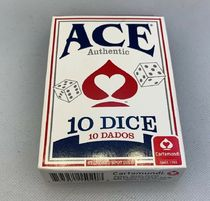Ace Authentic 10 Dice Pack