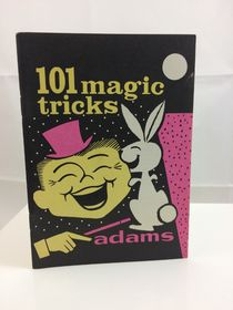 Adams 101 Magic Tricks Book