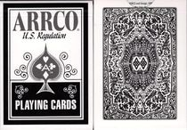Arrco Playing Cards 2011 issue