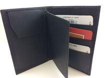 The B.M.K.Wallet - small Leather