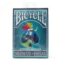 Mermaid Theme-Bicycle Playing Cards