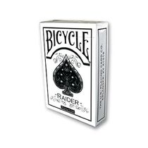 Bicycle Raider White Deck by USPCC