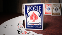 Bicycle Playing Card Deck - 808 Blue