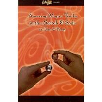 Amazing Magic Tricks with a Scotch & Soda or Dime & Penny Coin Book
