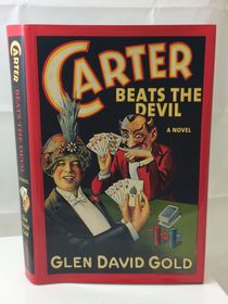 Carter Beats The Devil Book