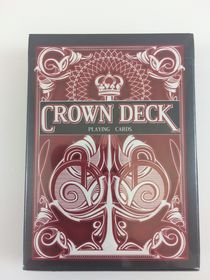 Crown Deck - Red