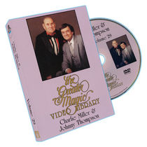 DVD - Charlie Miller & Johnny Thompson - GMVL#29