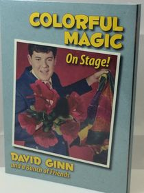 DVD - Colorful Magic On Stage