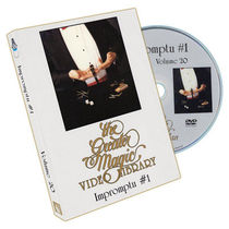 DVD - Impromptu Magic #1 GMVL Vol. 20
