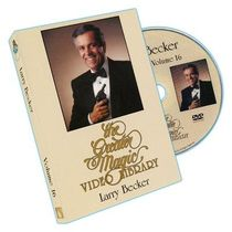 DVD - Larry Becker -GMVL #16