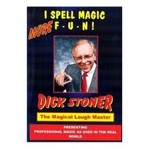 DVD - MORE I Spell Magic F-U-N