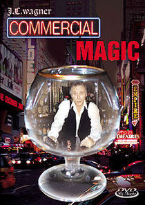 DVD - Commercial Magic - JC Wagner