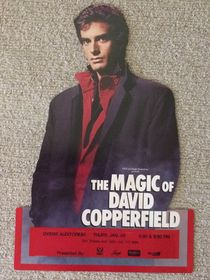 David Copperfield Counter Display Art
