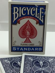 Double Back Deck Blue - Bicycle
