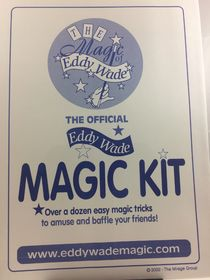 The Official Eddy Wade Magic Kit - Envelope