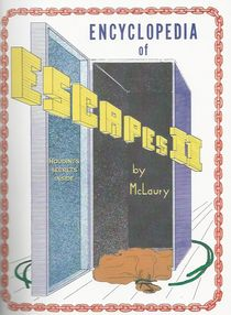 Encyclopedia of Escapes ll - By Bill McLaury