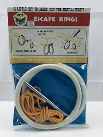 Escape Rings by Tricks Co.