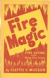 Fire Magic Book