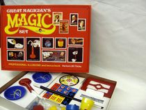 Great Magician's Magic Set-Large