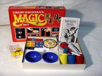 Great Magician's Magic Set-Small