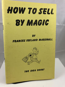 How To Sell By Magic Book