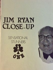 "Jim Ryan Close-up Series #1 ""Sensational Stunners"""