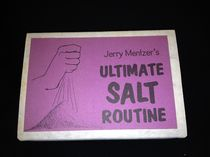 Jerry Mentzer's Ultimate Salt Routine