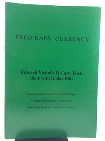 Fred Kaps' Currency