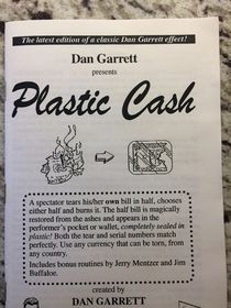 Plastic Cash - Improved