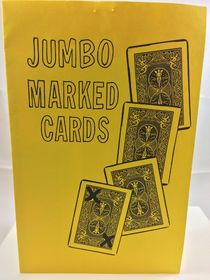 Jumbo Marked Cards