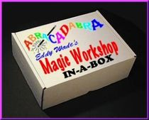 Eddy Wade's Magic Workshop in-A-Box – A Complete How To Course..