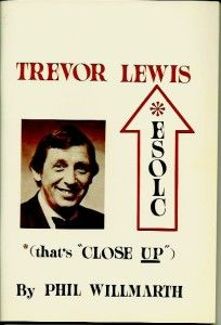 "Trevor Lewis ESOLC ""that's CLOSE UP"""