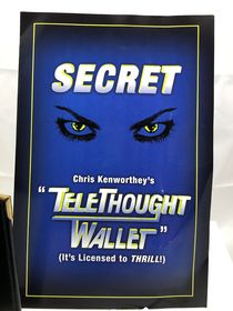 Telethought Wallet by Chris Kenworthey/Used