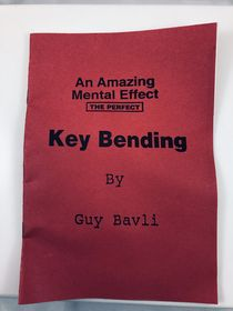 The Perfect Key Bending by Guy Bavli/USED