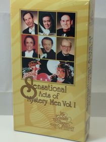 VHS-Sensational Acts of Mystery Men Vol.1