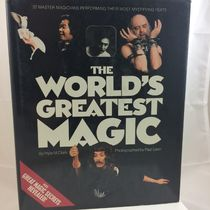 Used-The World's Greatest Magic Book