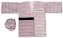 Costume Bag - Prisoner