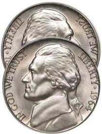 Double Headed Nickel Coin