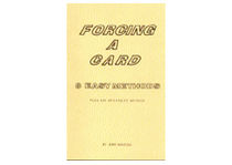 Forcing a Card by Jerry Mentzer