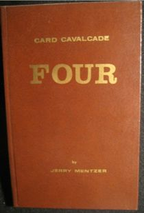 Card Cavalcade Four  by Jerry Mentzer