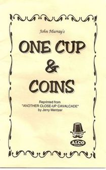 One Cup and Coin Routine