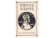 Super Cents by Jerry Mentzer
