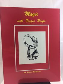 Magic With Finger Rings - by Jerry Mentzer