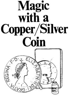 MagicWithCopperSilver Coin book cover.B&W Line ART.jpg