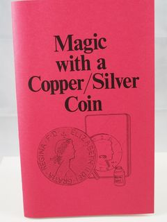 Magic With A Copper:Silver Coin Book Cover.jpg