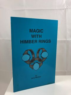 Magic with Himber Rings Book Cover1 :Mentzer.jpeg